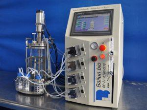 Autoclavable Fermenter | Bioreactor Image